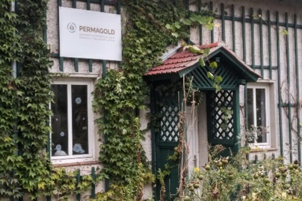 Permagold ist verankert in der Gemeinde Nebelschütz.
